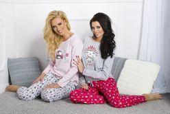Dámske pyžamo Oda so sovou 1193