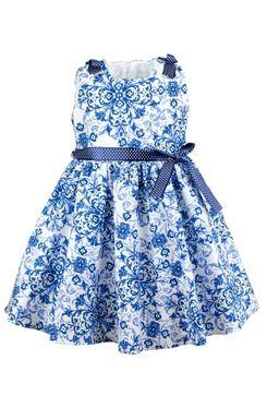Dievčenské šaty Faria