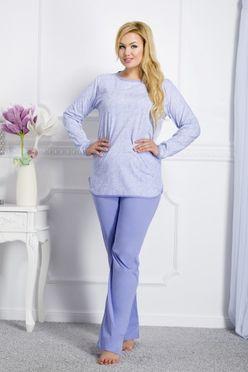 Modré pyžamo Boženka 145
