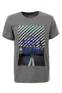 Šedé tričko MPO1993