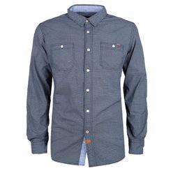 Tmavomodrá košeľa MCS 9670