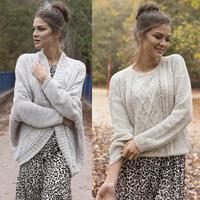 Ako nosiť sveter? Inšpirujte sa