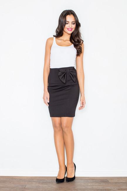 67c9c97843ee Krátka čierna sukňa M080 zväčšiť obrázok