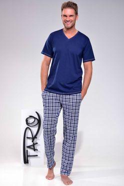 Modré pyžamo Adam