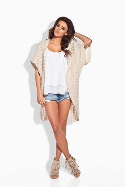 Béžový sveter Magda