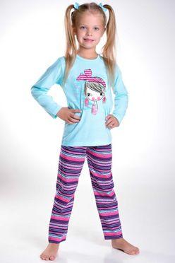 Dievčenské pyžamo Mia 1004