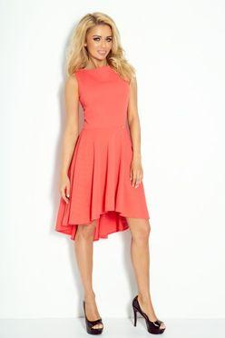 Korálové dámske šaty LACOSTA 66-6 5e6e261b97d