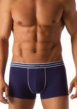 Modré pánske boxerky MXH283