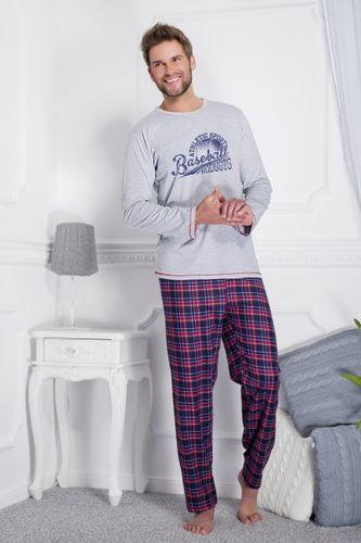 Pánske flanelové pyžamo Jacek 2017