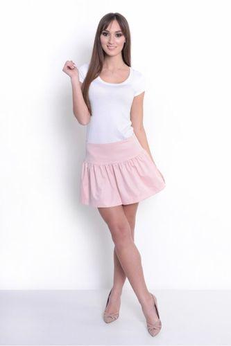 029e6194e78c Ružová dámska mini sukňa OX 10008 - JOIE.SK