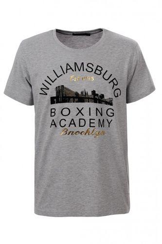 Šedé pánske tričko MPO 1941