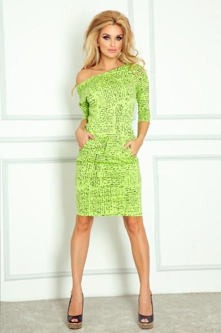 37d338a079c2 Zelené dámske šaty PAPIRUS - JOIE.SK